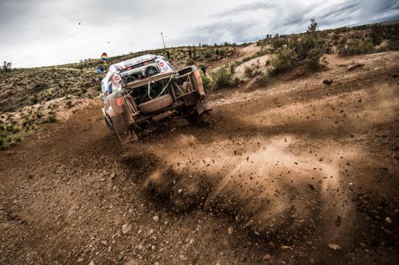 Tomáš Ouředníček a David Křípal dokončili první část Rallye Dakar se smíšenými pocity