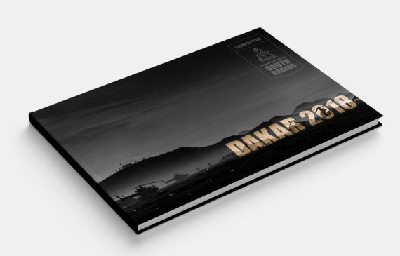 Fotokniha DAKAR 2018 v prodeji!