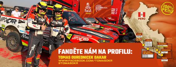 Dakar 2019 na tomasourednicek.cz
